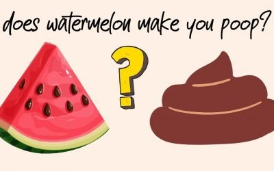 Does watermelon make you poop?